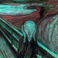 Munch_Scream _burnout